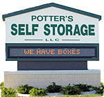 Potter's Self Storage LLC